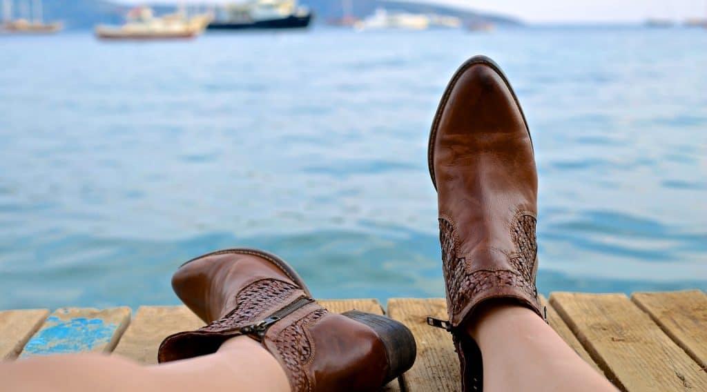 4 chaussures tendance pour la rentrée 2021