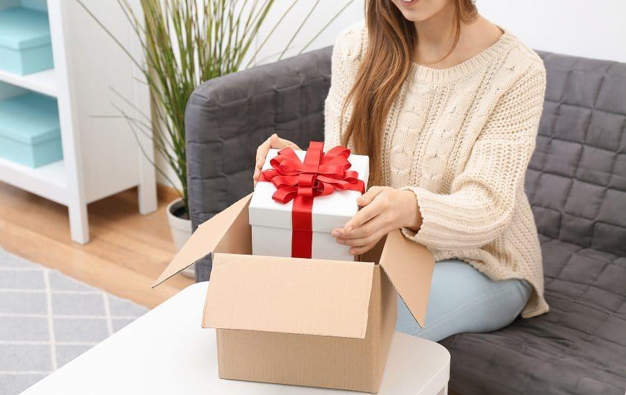 Comment offrir un cadeau à distance
